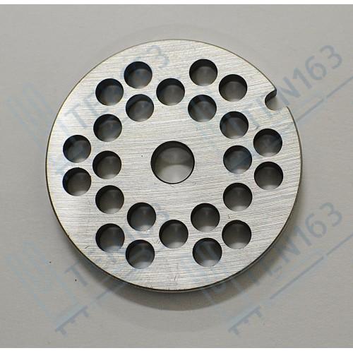 Решетка для мясорубки Bosch средняя, отверстия 6 мм