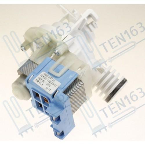 Насос сливной с корпусом для посудомоечной машины Indesit Ariston C00054843