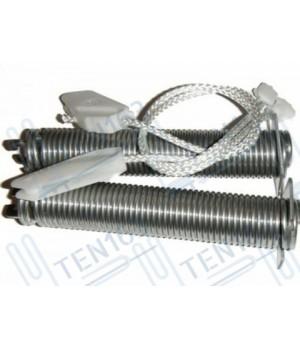 Ремкомплект (пружины и тросики) для двери посудомоечной машины BOSCH, SIEMENS, NEFF, GAGGENAU 60см