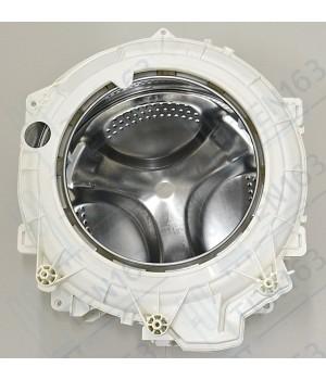 Бак для стиральной машины Индезит-Аристон (в комплекте со шкивом, без тэна) 282747