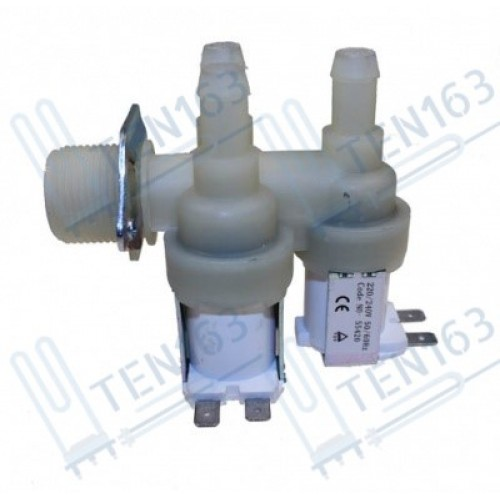 Электроклапан для стиральной машины 3Wx90