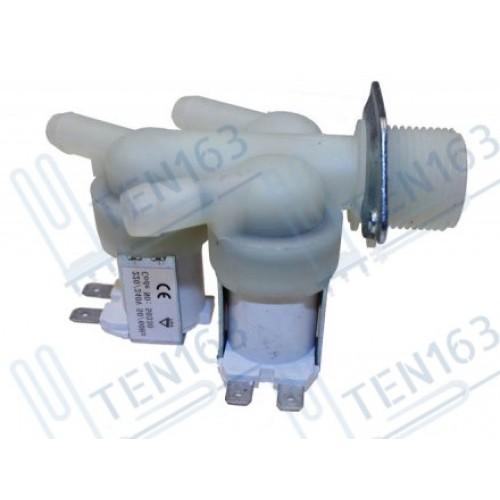 Электроклапан для стиральной машины LG, Samsung, Whirpool, Candy 3Wx180