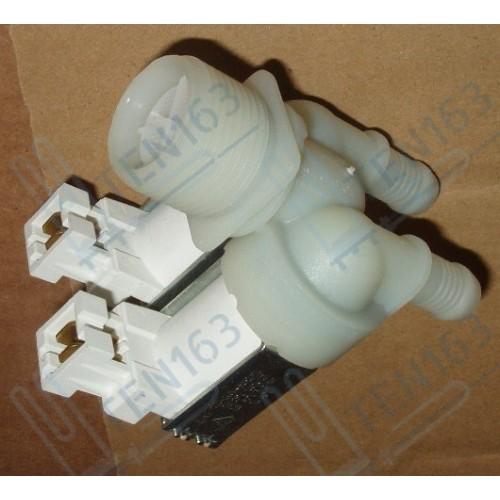 Клапан подачи воды 2Wx180 (клемма фишка) для стиральной машины Electrolux 1324416005