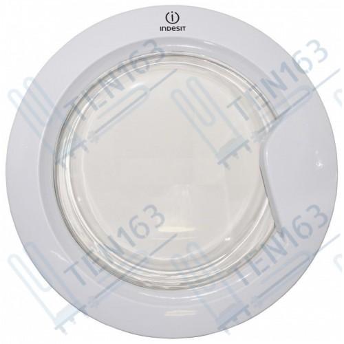 Люк (дверца) для стиральной машины Индезит (Indesit) 273668