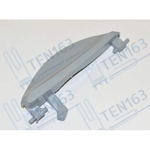 Ручка люка для стиральной машины Hansa серая, 8017485, 8030961, 9013502