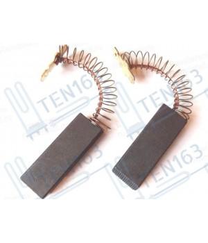 Щетки для электродвигателя 5x12.5x35 универсальные комплект 2шт