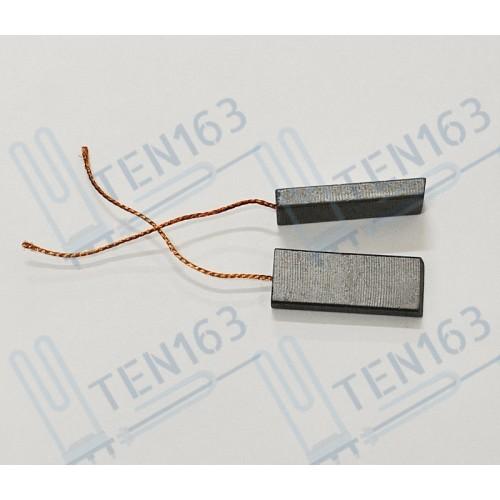 Щетки угольные для стиральных машин универсальные 5x12.5 (пара)