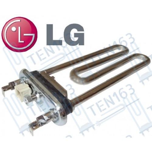 ТЭН для стиральной машины LG 1600W AEG33121513 Оригинал Италия