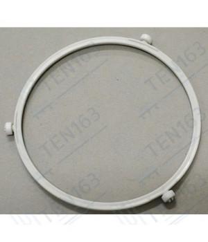 Кольцо вращения тарелки для СВЧ (диаметр колес 12mm, вращения 185 мм)