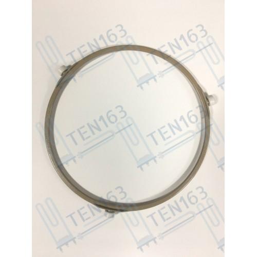 Кольцо вращения тарелки СВЧ 190 мм, колесо Д=12мм