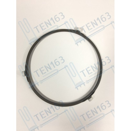 Кольцо вращения тарелки СВЧ 180 мм, колесо Д=12мм