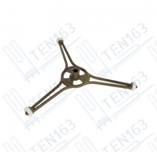 Крестовина тарелки для СВЧ, D колес 11 мм, длина лучей 245 мм