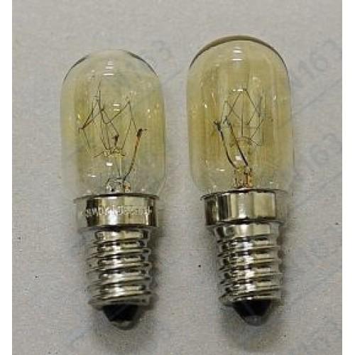 Лампа для микроволновки (подсветка) 230-240V, 15w-20W, цоколь Е14