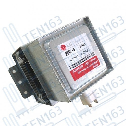 Магнетрон для микроволновой печи СВЧ LG 2M214-01TAG
