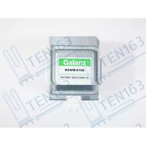 Магнетрон для микроволновой печи СВЧ 2M210 GALANZ M24FB-610A