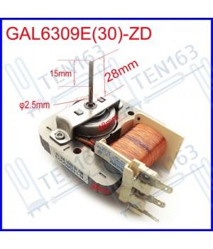 Мотор вентилятора для микроволновой печи СВЧ Galanz GAL6309E(30)-ZD