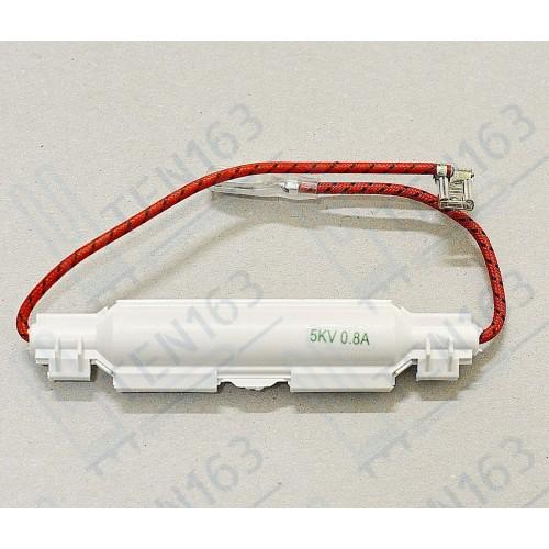 Предохранитель для микроволновки 800mA 5kv 2 провода