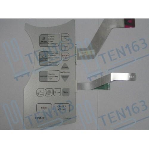 Сенсорная панель для микроволновки Samsung DE34-00219J CE283GNR-S/BWT