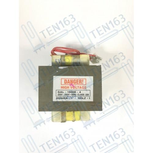 Трансформатор силовой для микроволновой печи СВЧ 1000W, 220-240V, 50Hz