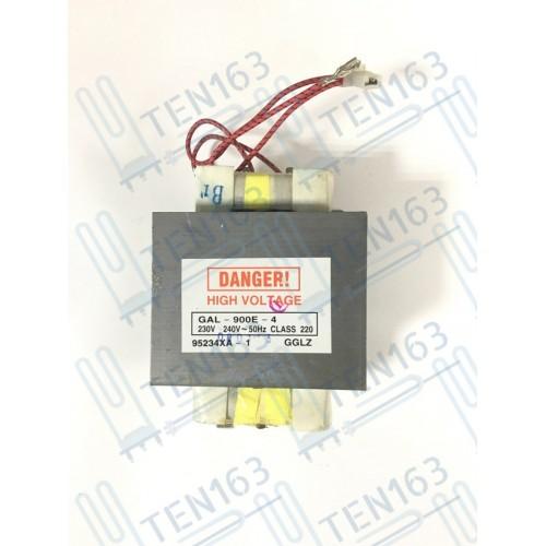 Трансформатор силовой для микроволновой печи СВЧ 900W, 220-240V, 50Hz