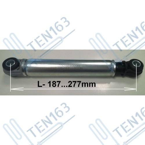 Амортизатор ANSA 120N 187-277mm, втулка 10x24 mm