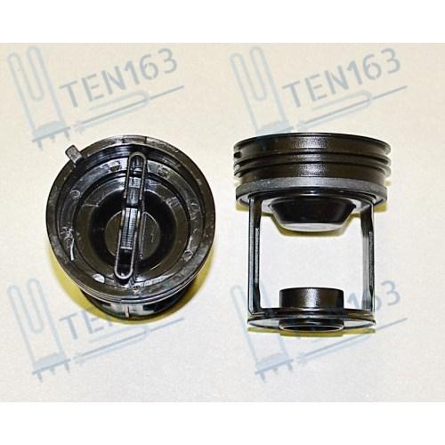 Фильтр сливного насоса для ARISTON-INDESIT (без белой вставки)