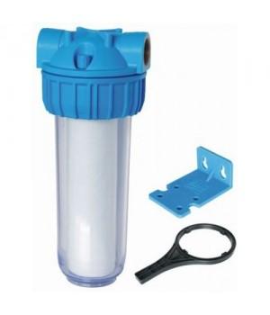 """Магистральный фильтр 1/2"""" для очистки холодной воды"""