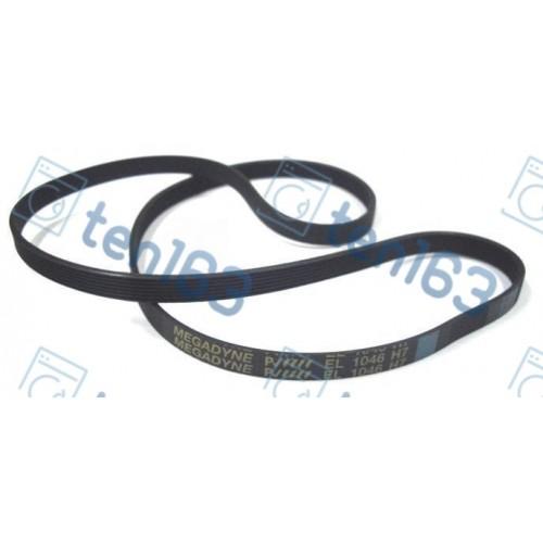 Ремень 1046 H7 для стиральных машин 1000 мм