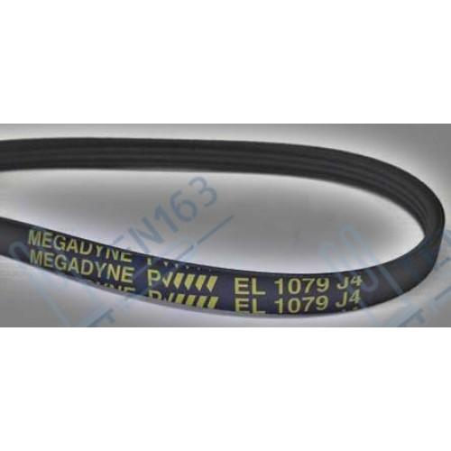 Ремень 1079 J4 Megadyne EL для стиральной машины