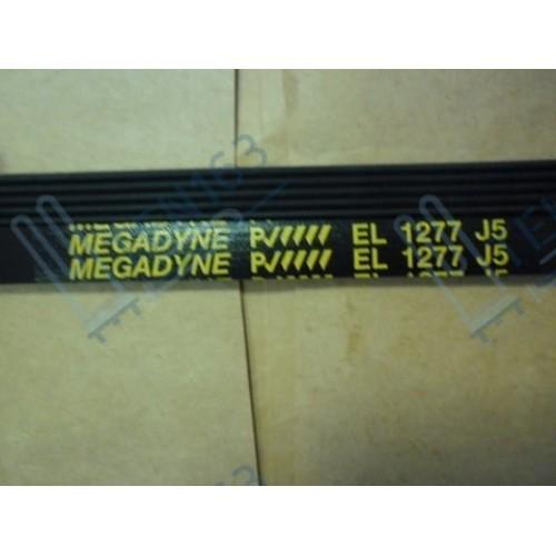 Ремень 1277 J5 Megadyne для стиральной машины