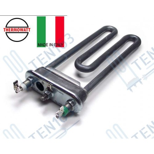 ТЭН 1700 Вт прямой универсальный Ariston, Indesit, Gorenje, Bosch, Samsung и др. Италия
