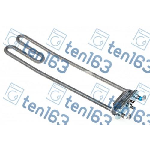 ТЭН 2000 Вт длинный широкий фланец для стиральной машины Indesit