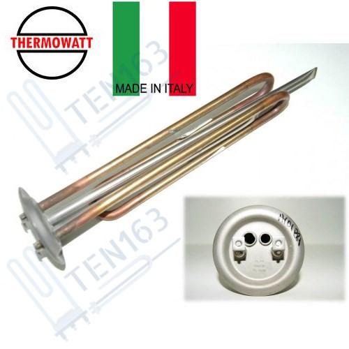 ТЭН RF 2000 Вт медь для водонагревателей фланец 72 мм.
