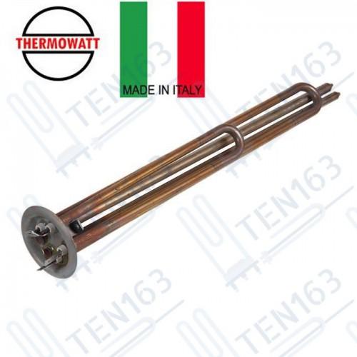 Тэн для водонагревателя тип Ariston, Simat RF VE 2500 Вт \M4, МЕДЬ, 64 мм Италия