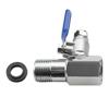кран и тройник для подключения питьевой системы ИТА Фильтр к водопроводной системе